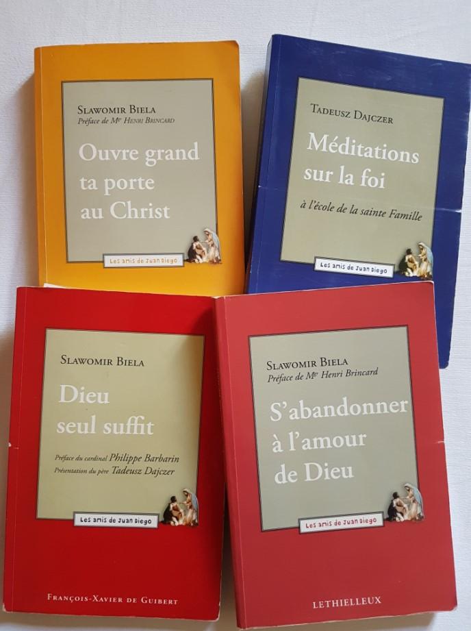 photos livres St famille1